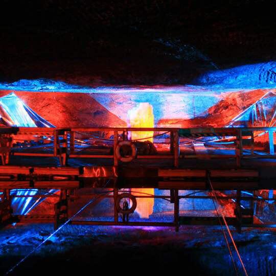 Salzwelten Hallein im Salzburgerland 10