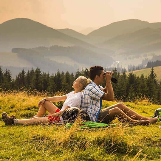Vorschaubild zu Naturpark Almenland Steiermark