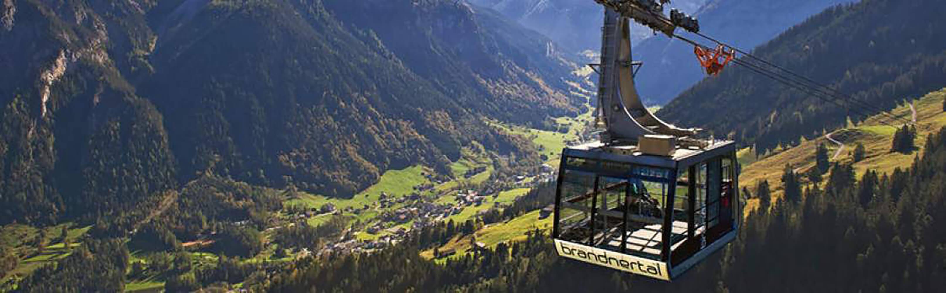 Bergbahnen Brandnertal - bequem die Gipfel stürmen 1