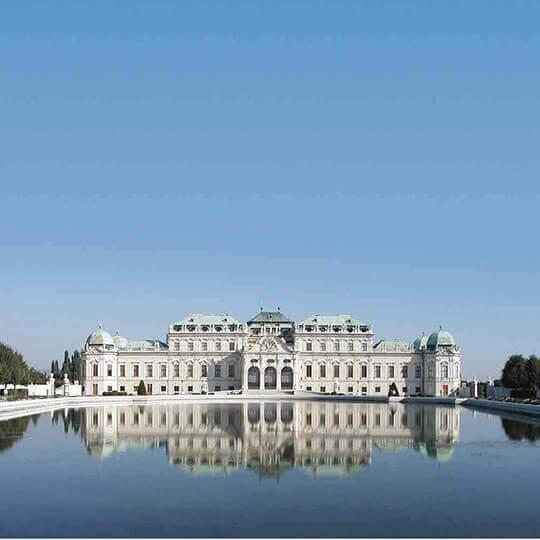 Das Belvedere Wien – die Welt der Kunst