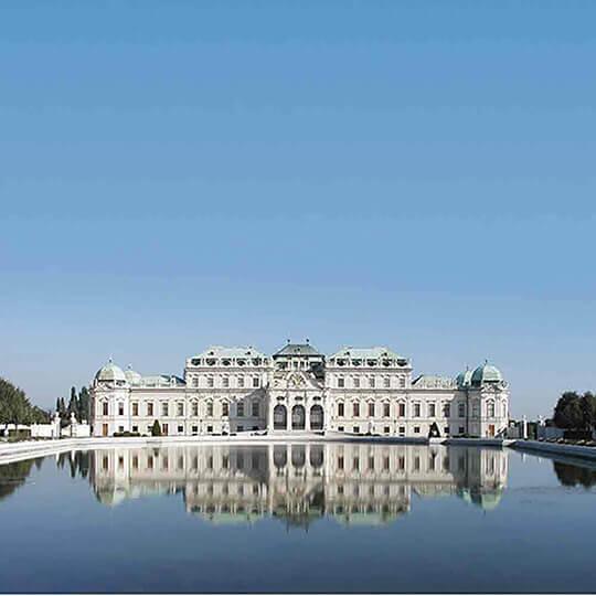 Vorschaubild zu Das Belvedere Wien – die Welt der Kunst