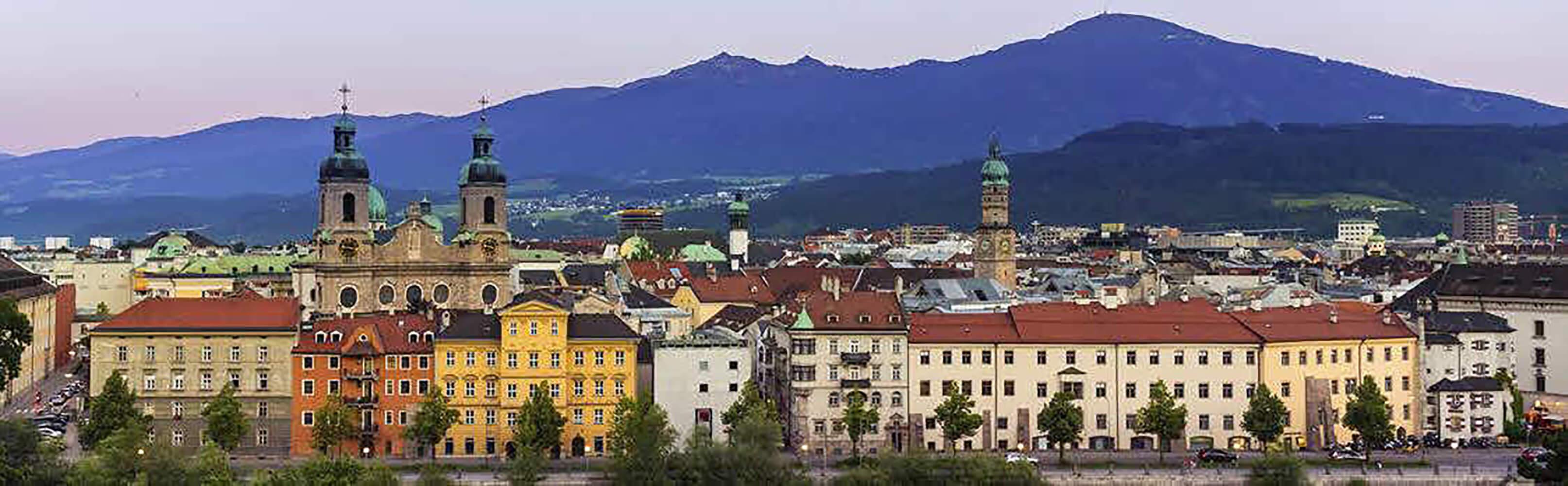 Maria-Theresien-Strasse in Innsbruck 1
