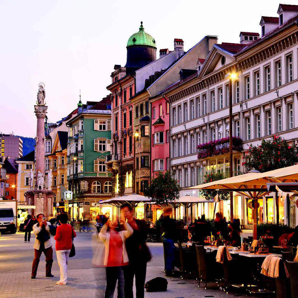 Maria-Theresien-Strasse in Innsbruck 10