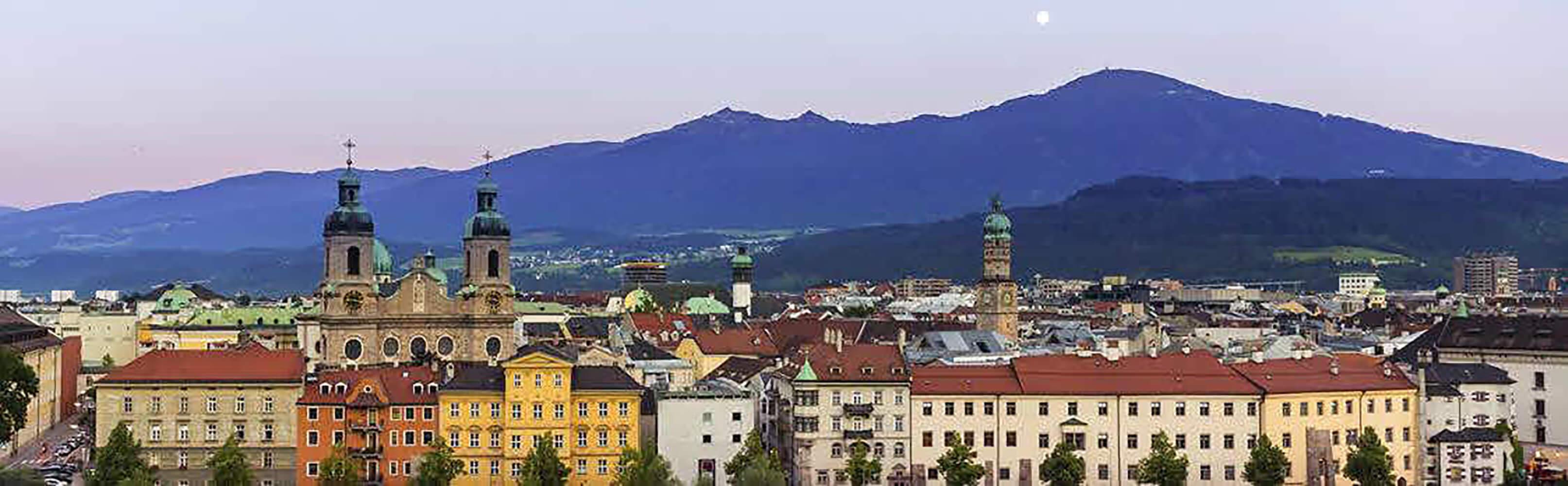 Innsbruck Tiroler Hauptstadt 1