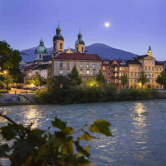 Vorschaubild zu Innsbruck Tiroler Hauptstadt