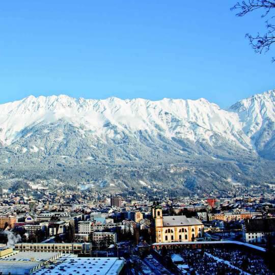 Innsbruck Tiroler Hauptstadt 10