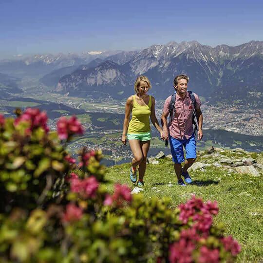 Patscherkofel – der Hausberg von Innsbruck