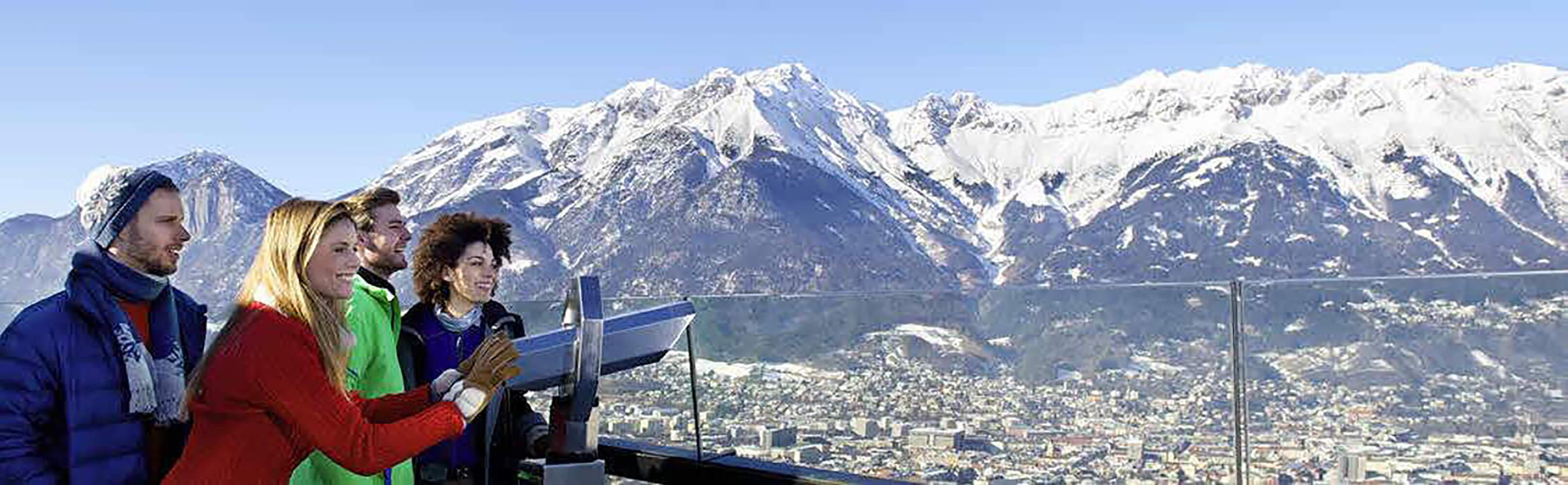 Bergisel Schanze bei Innsbruck  1