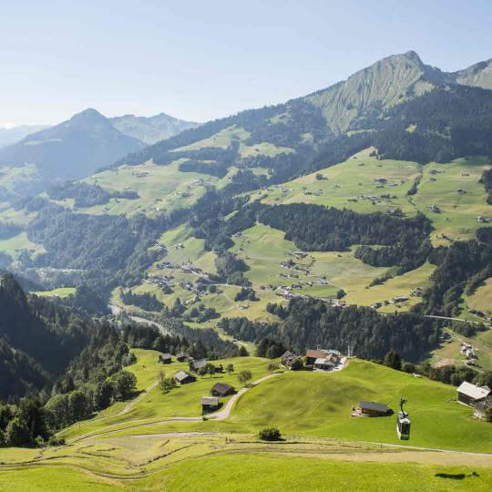 Der Biosphärenpark Grosses Walsertal - die Natur erleben 10