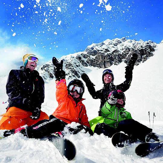 Olympia SkiWorld – Nordkettenbahnen Innsbruck