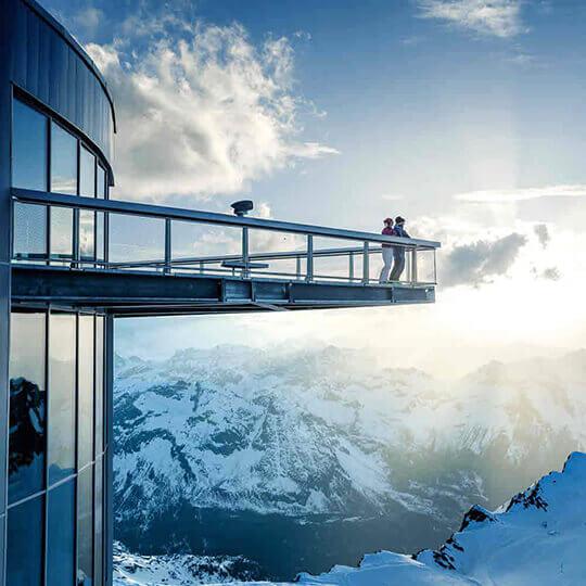 Kitzsteinhorn Gipfelwelt 3000 Kaprun