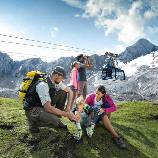 Kitzsteinhorn Gipfelwelt 3000 Kaprun 10