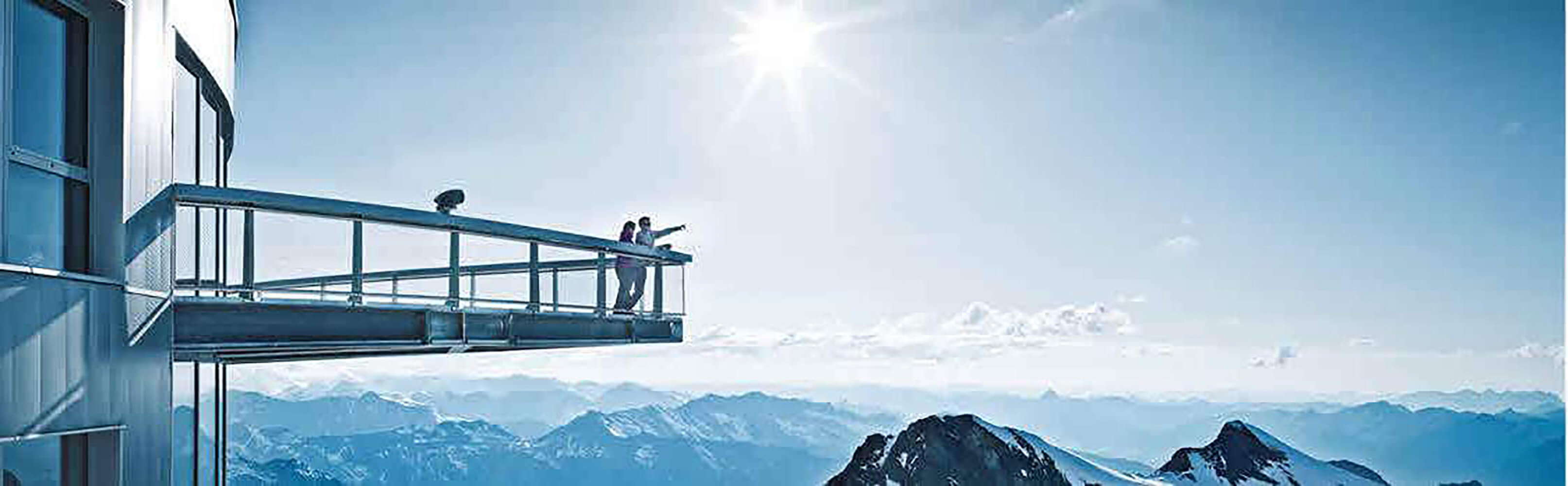 Kitzsteinhorn Gipfelwelt 3000 Kaprun 1