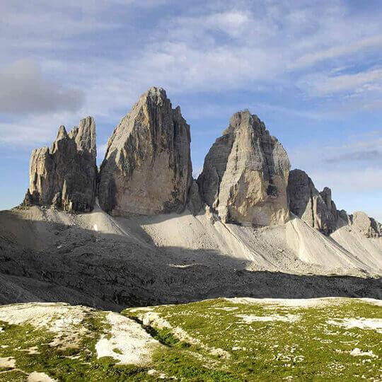 Drei Zinnen Dolomiten - unvergesslicher Urlaub im Pustertal