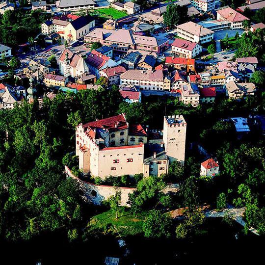 Das Messner Mountain Museum Ripa auf Schloss Bruneck