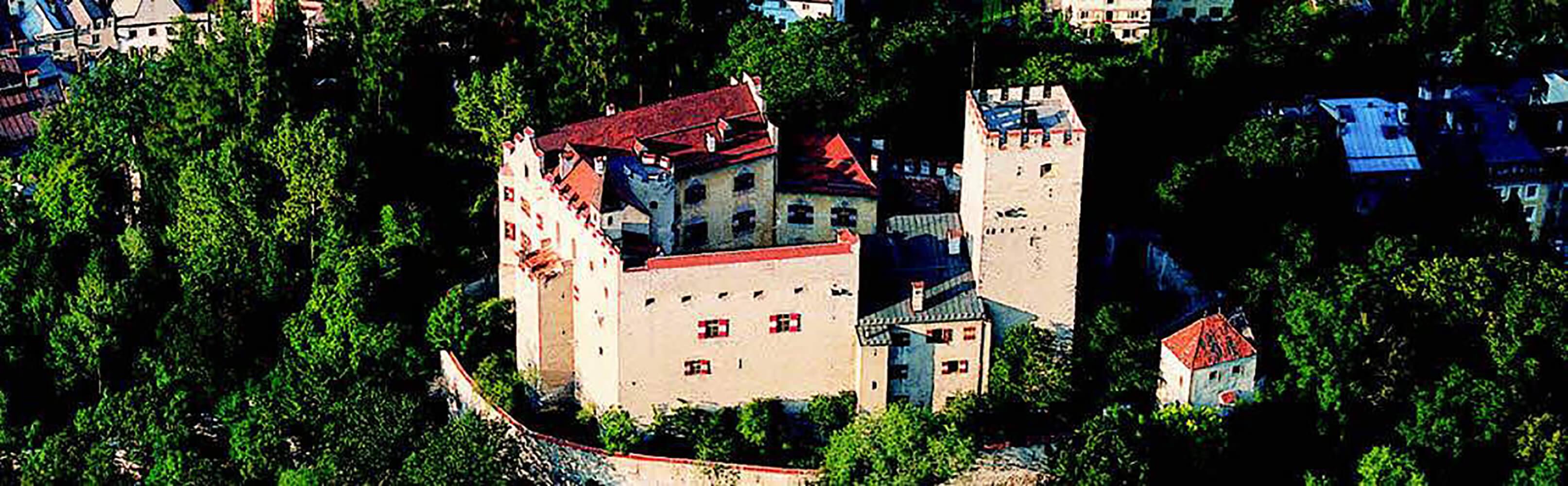 Das Messner Mountain Museum Ripa auf Schloss Bruneck 1