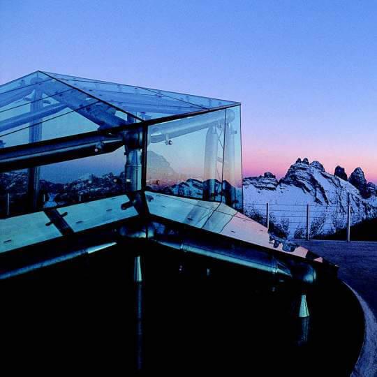 Das Messner Mountain Museum Ripa auf Schloss Bruneck 10