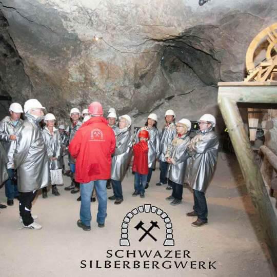 Schwazer Silberbergwerk in Schwaz Tirol 10