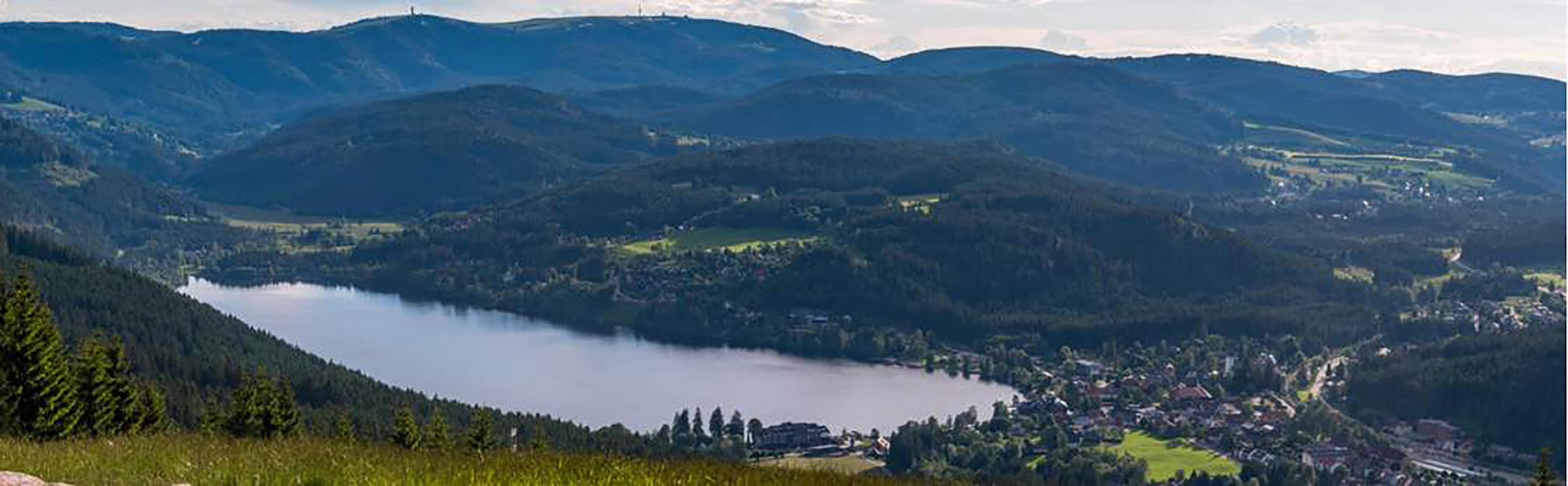Titisee-Neustadt im Hochschwarzwald 1