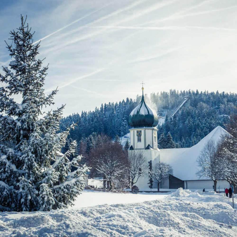 Hinterzarten – Heilklimatischer Kurort im Schwarzwald