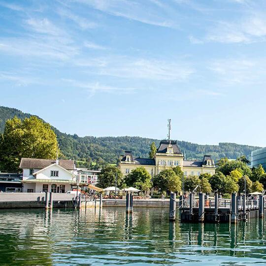 Vorschaubild zu Bregenzer Festspiele - ein Kulturgenuss