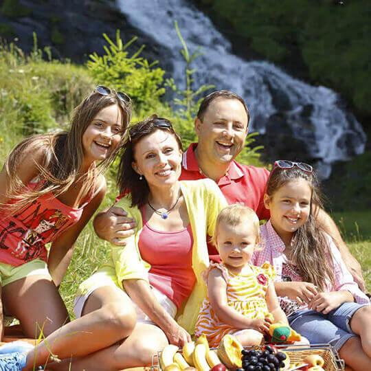 Lieser- und Maltatal in Kärnten - das Familiental