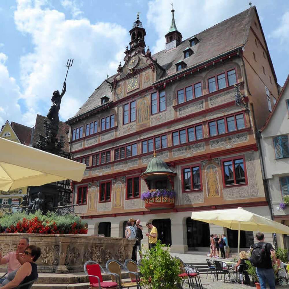 Tübingen - einfach märchenhaft