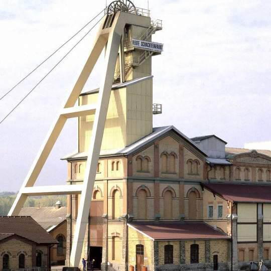 Salzbergwerk Bad Friedrichshall 10