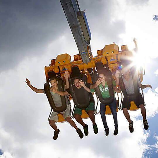 Vorschaubild zu Sommer-Funpark Fiss