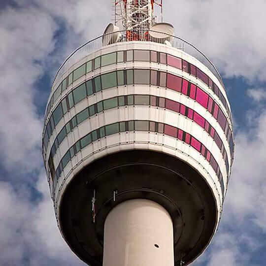 Vorschaubild zu Der Stuttgarter Fernsehturm