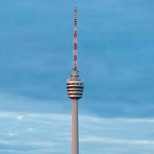 Der Stuttgarter Fernsehturm 10