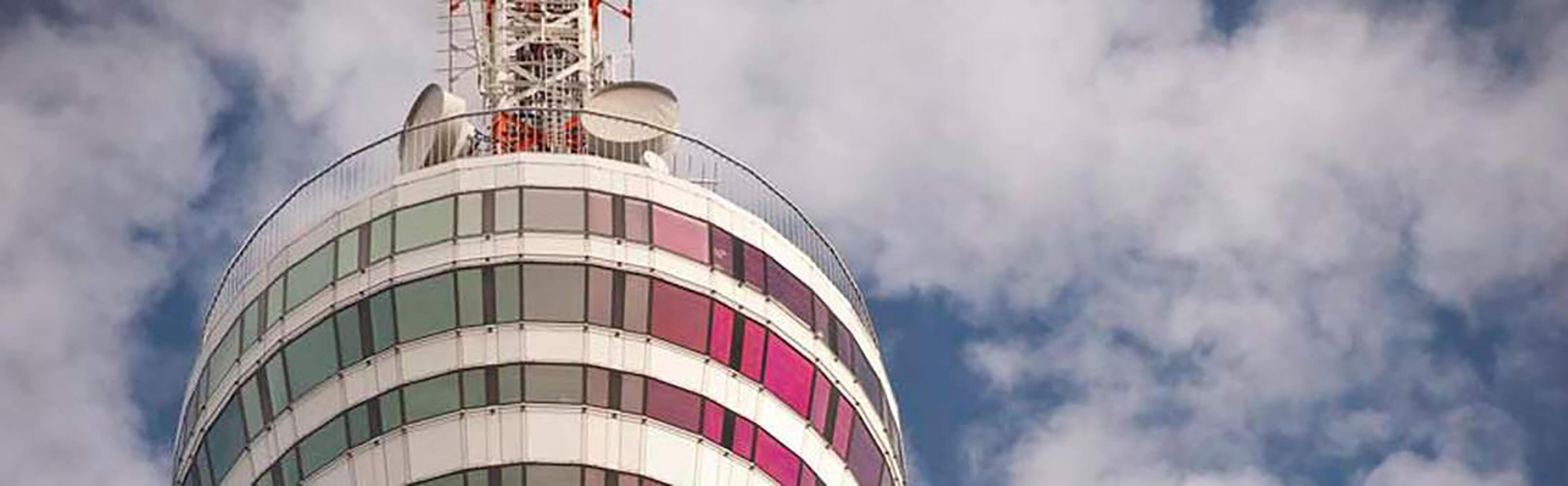 Der Stuttgarter Fernsehturm 1