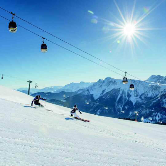 Kronplatz - Skigebiet Nr. 1 in Südtirol 10
