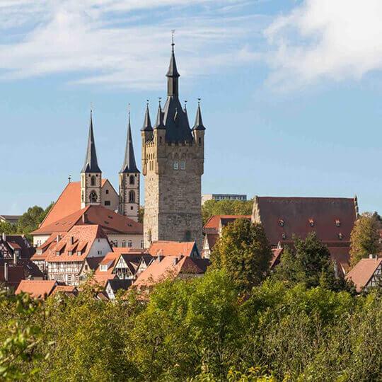 Vorschaubild zu Bad Wimpfen am Neckar