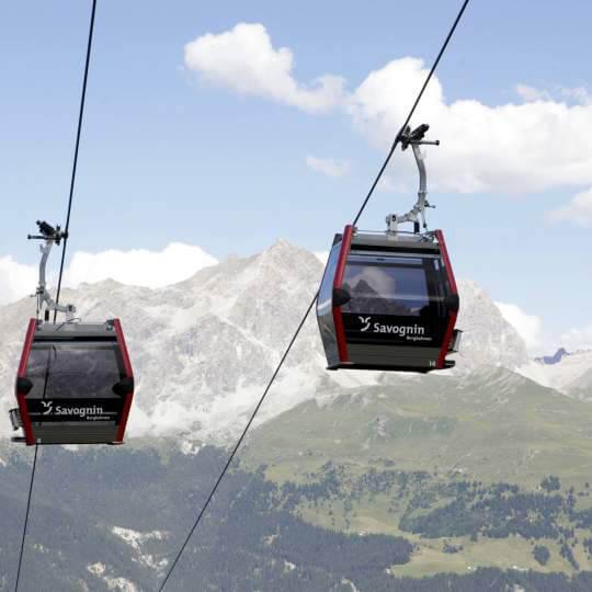 Savognin Bergbahnen AG 10
