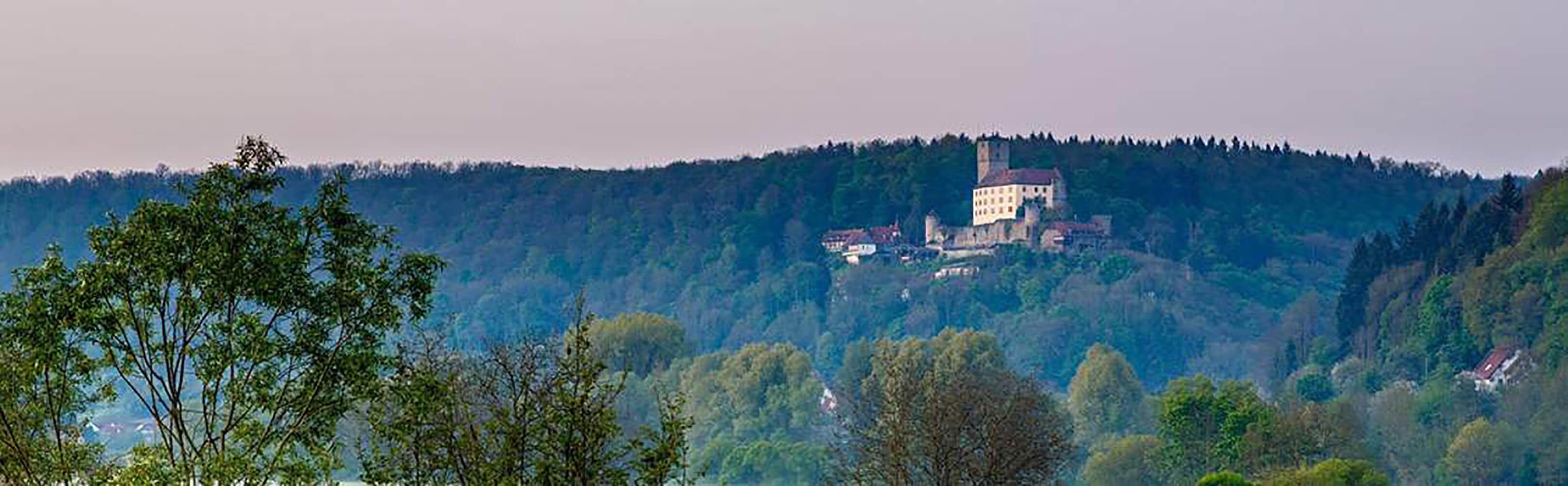 Die Burgenstrasse im Heilbronner Land 1