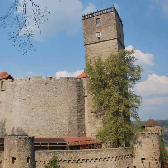 Die Burgenstrasse im Heilbronner Land 10