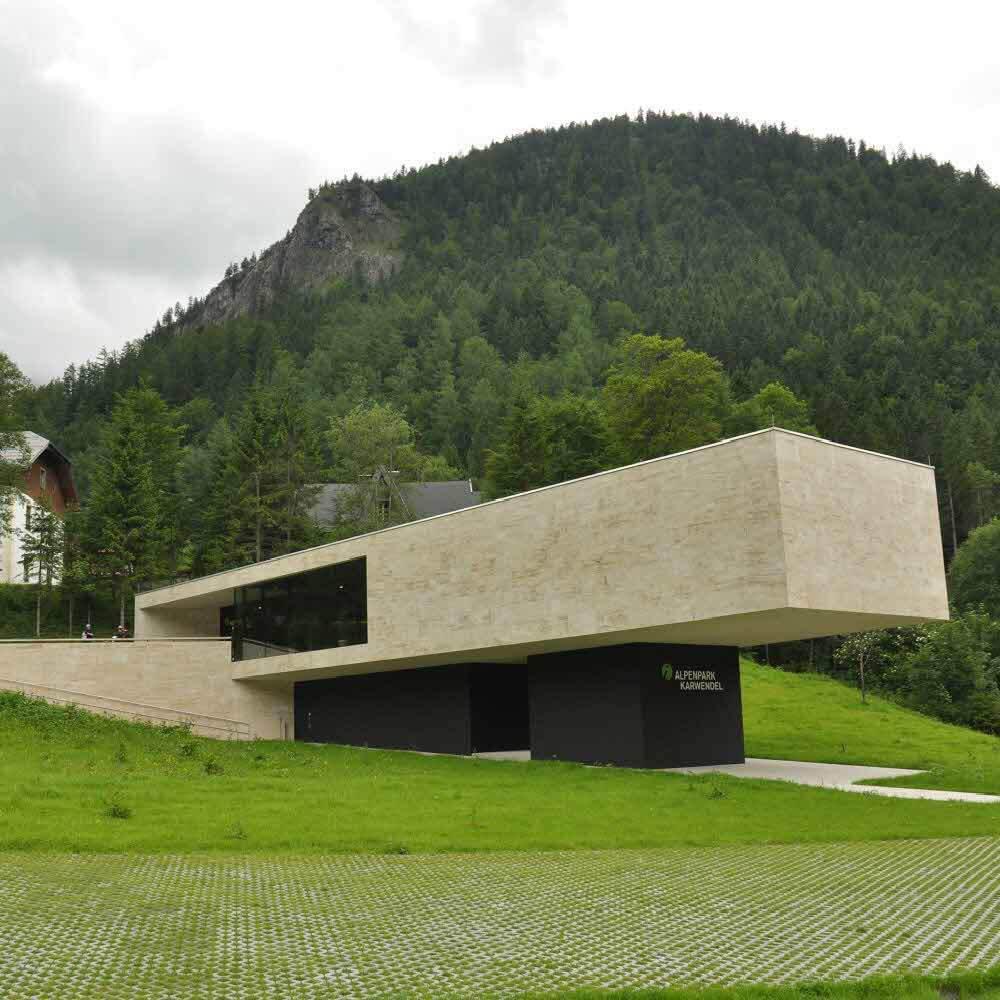 Naturparkhaus Karwendel in Hinteriss Tirol 10