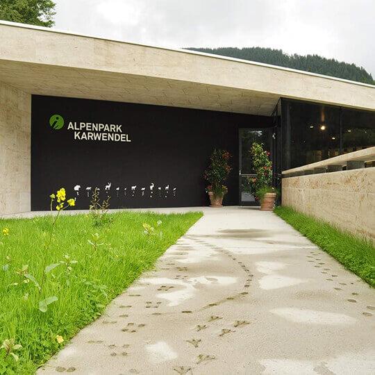 Naturparkhaus Karwendel in Hinteriss Tirol