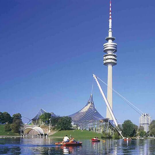 Vorschaubild zu Olympiapark in München
