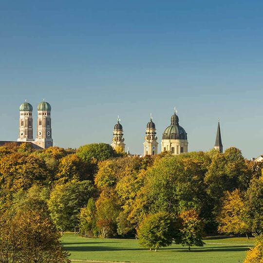 Vorschaubild zu Englischer Garten – das grüne Herz Münchens