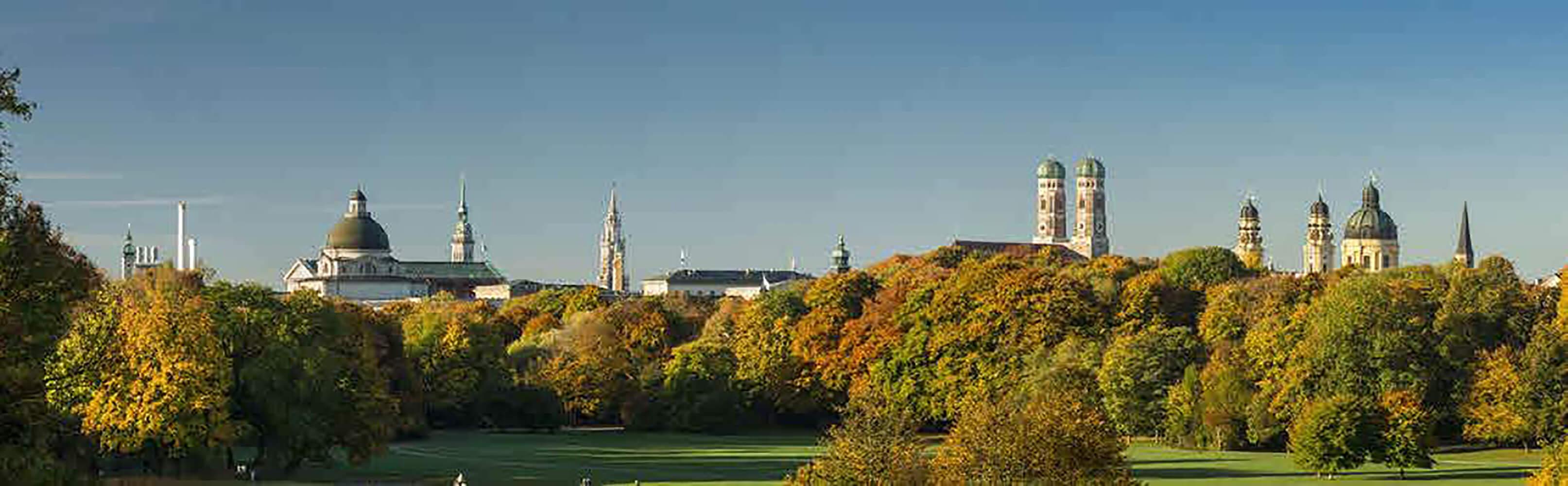Englischer Garten – das grüne Herz Münchens 1