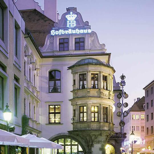 Das Hofbräuhaus – Tradition in München