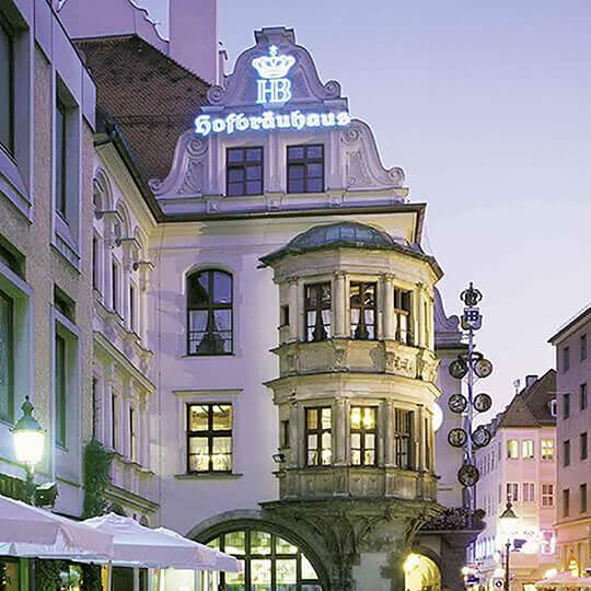 Vorschaubild zu Das Hofbräuhaus – Tradition in München