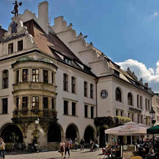 Das Hofbräuhaus – Tradition in München 10