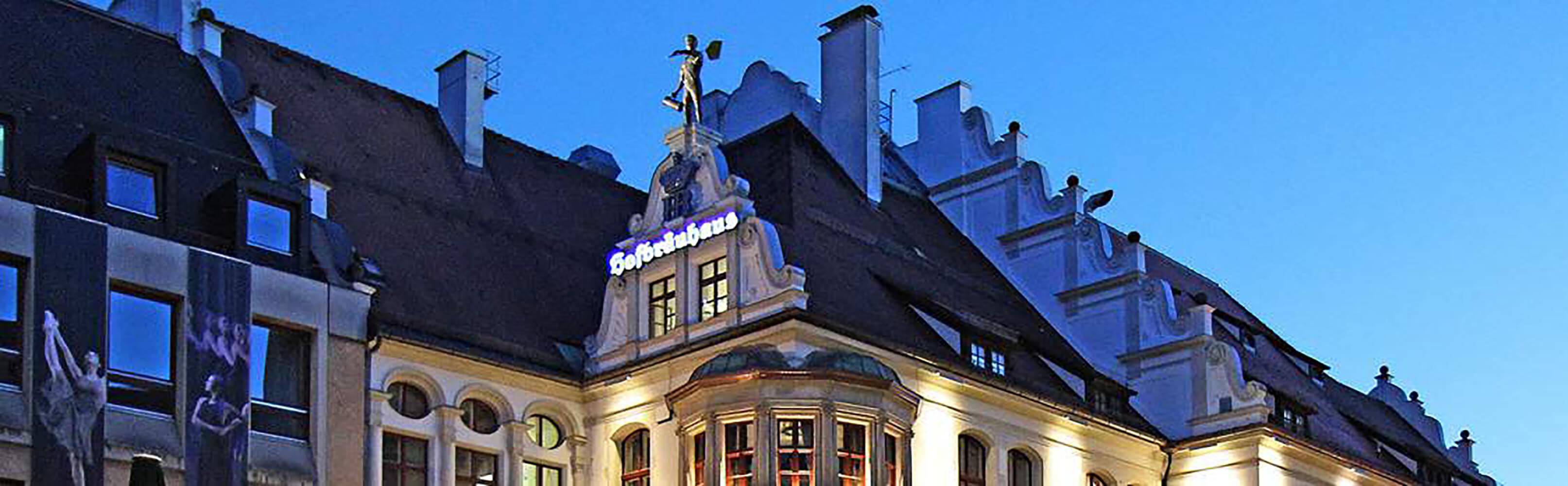 Das Hofbräuhaus – Tradition in München 1