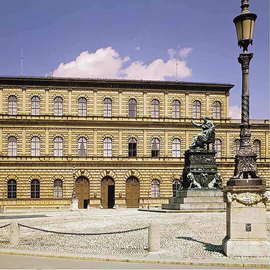 Vorschaubild zu Die Residenz in München