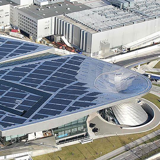 Vorschaubild zu BMW Welt München
