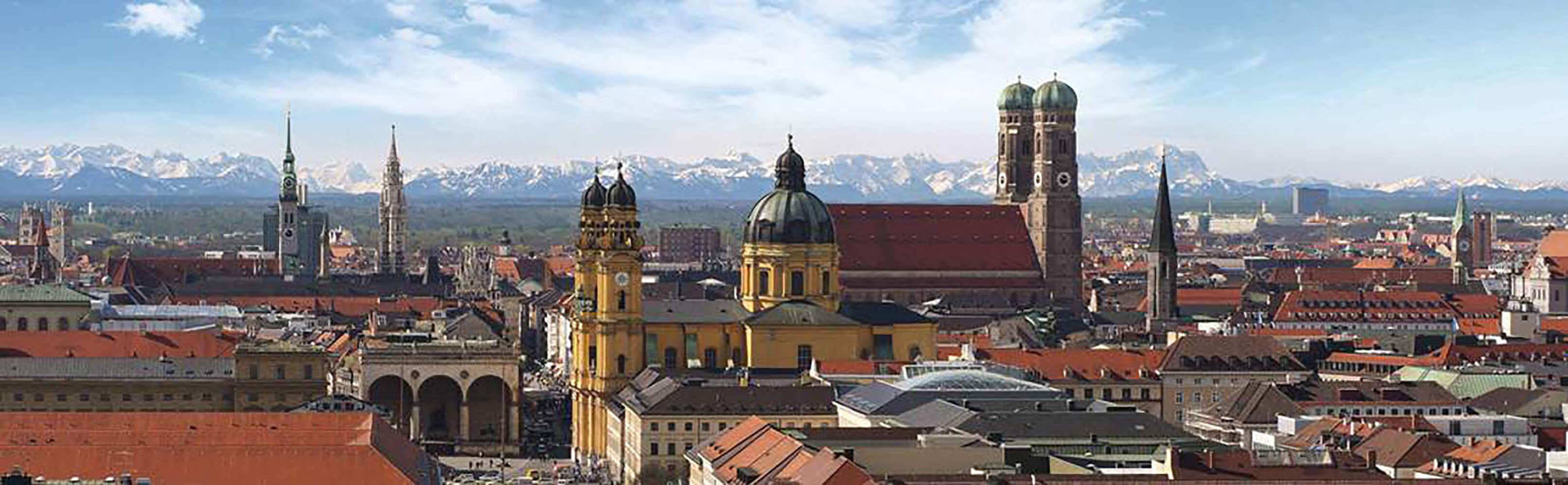 München  Hauptstadt von Bayern 1