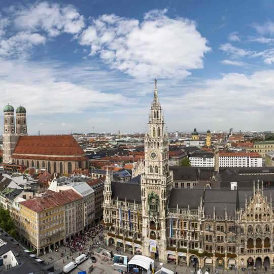 München  Hauptstadt von Bayern 10
